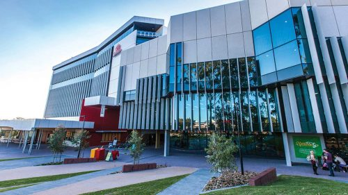 Direct Entry Program funding At Griffith University